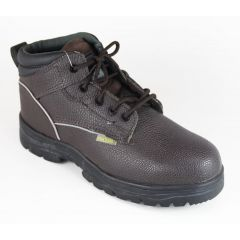 SAFETY SHOES TORFLECT BROWN