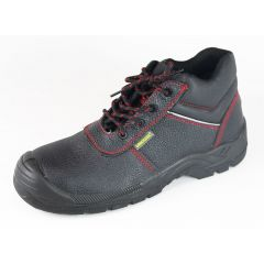 SAFETY SHOES TROX BLACK